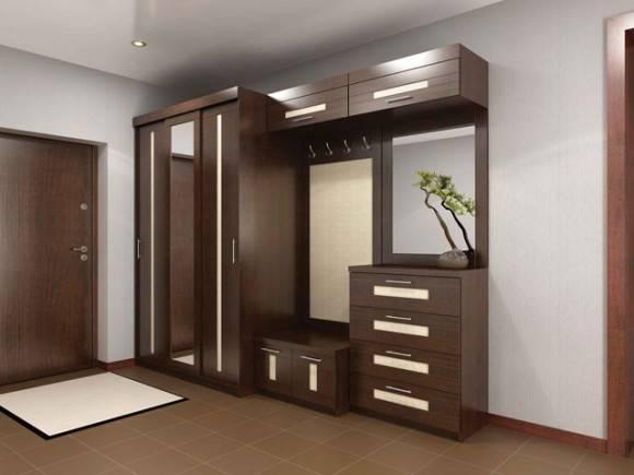 Малогабаритные прихожие в коридор: компактная мебель, маленький коридор со шкафом купе