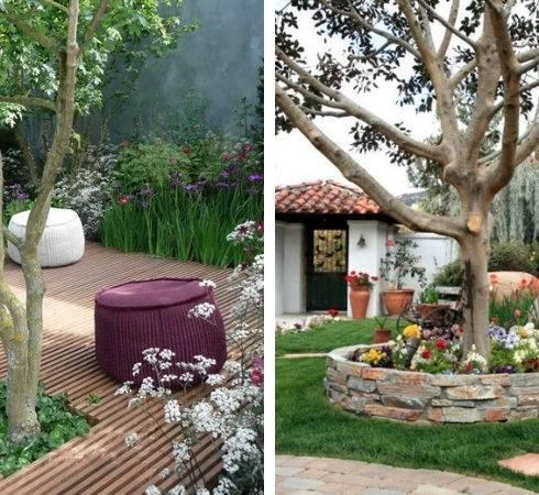 На все случаи жизни: оригинальные уличные вазоны для цветов как идеальное украшение вашего участка