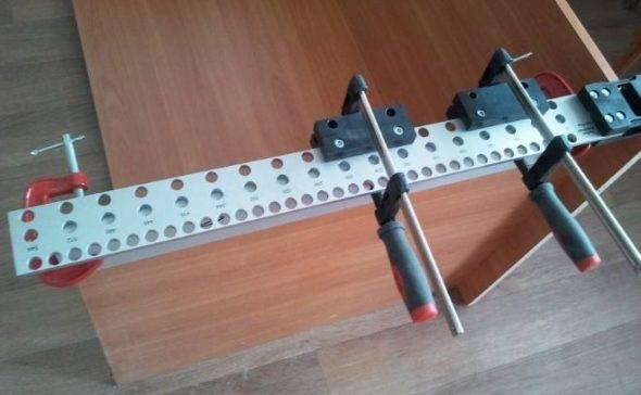 Мебельные кондукторы и шаблоны, назначение и характеристики