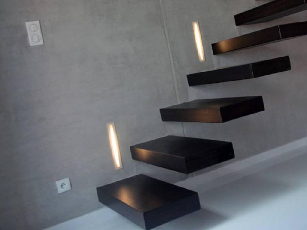 Особенности устройства консольных лестниц: материалы для изготовления +фото и видео