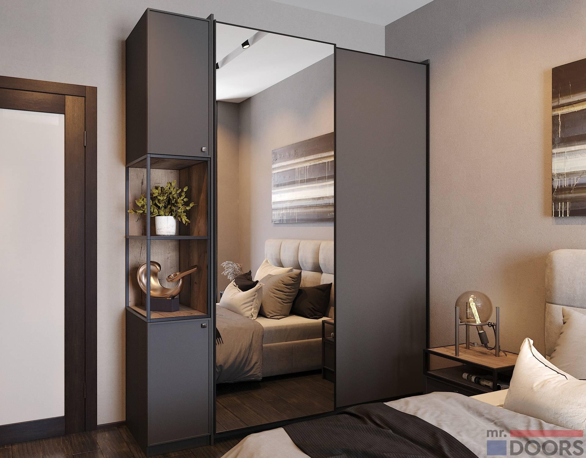 Шкаф в прихожую — разновидности моделей, модные тенденции и актуальные варианты применения в интерьере (130 фото)