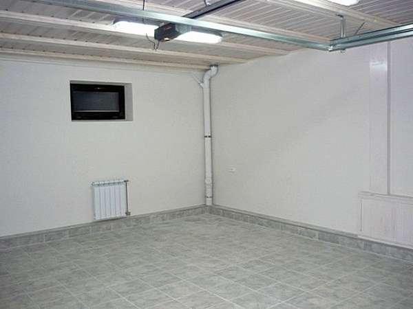 Чем обшить гараж изнутри недорого: как отделать стены помещения внутри дешево, особые требования к материалам