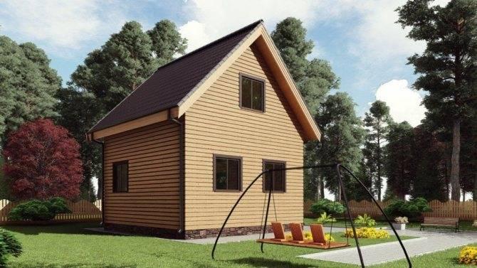 Каркасный дом 6 на 4 м: проект конструкции размером 6х4 своими руками - пошаговая инструкция, чертеж «каркасника» с габаритами 4х6, устройство каркаса