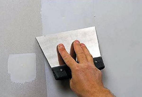 Шпаклевка для стен какую выбрать: состав, виды, рейтинг