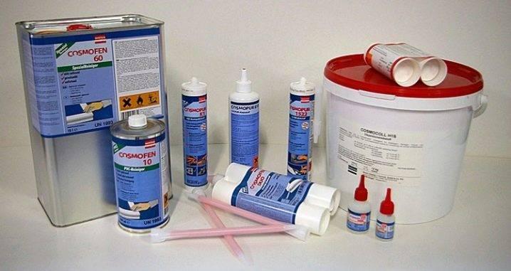 Клей космофен: разновидности, инструкция по применению и свойства