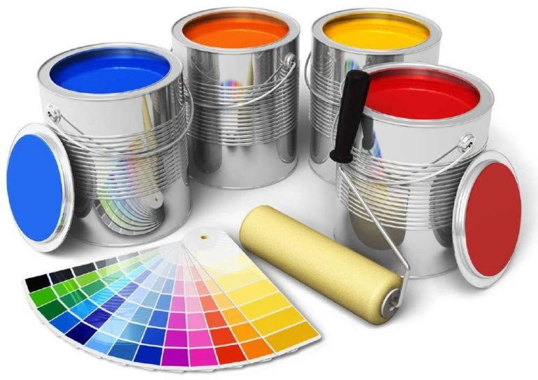 Что нельзя красить резиновой краской - строительство и отделка - полезные советы от специалистов