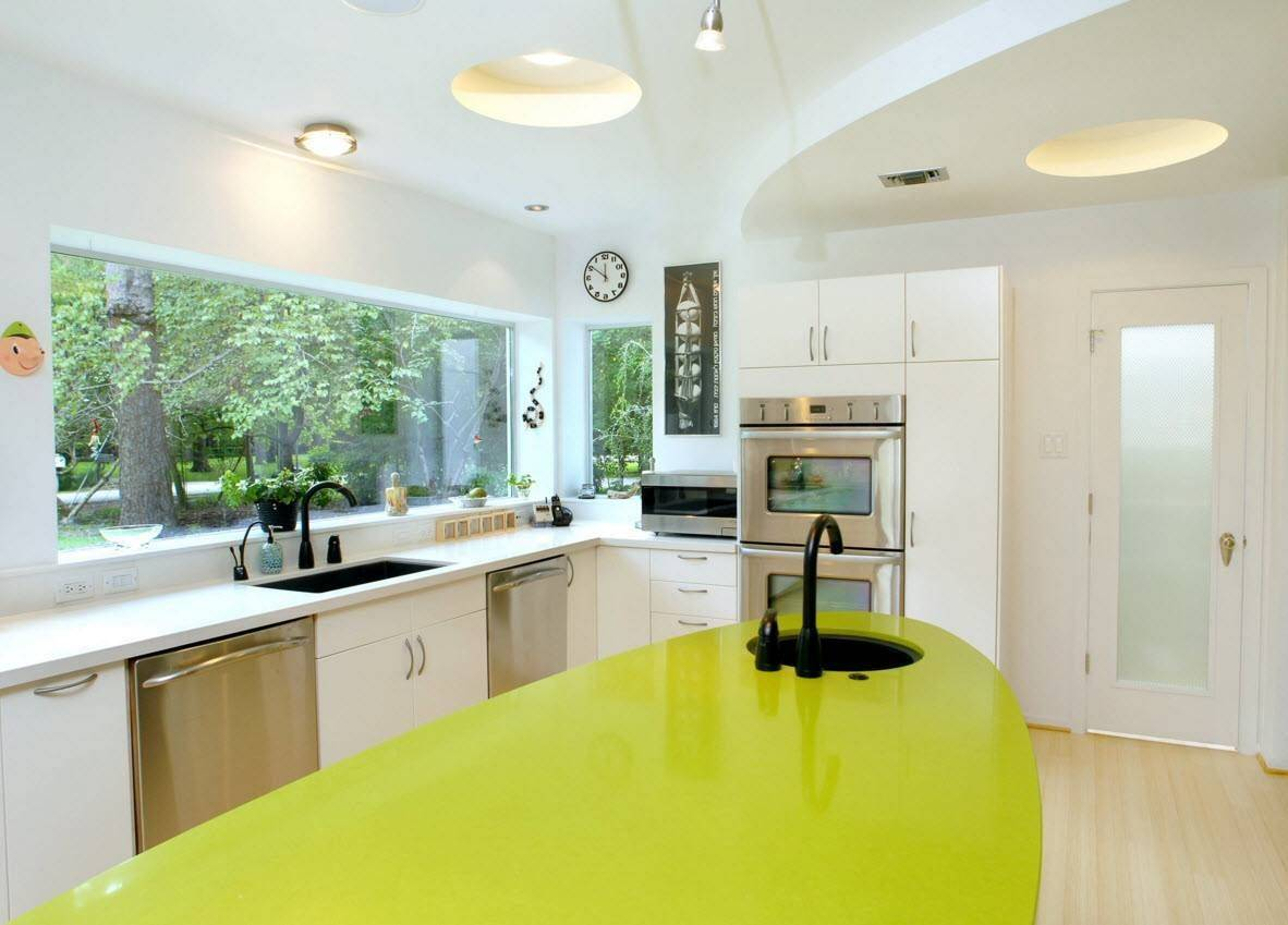 Идеи дизайна квартир с высокими потолками