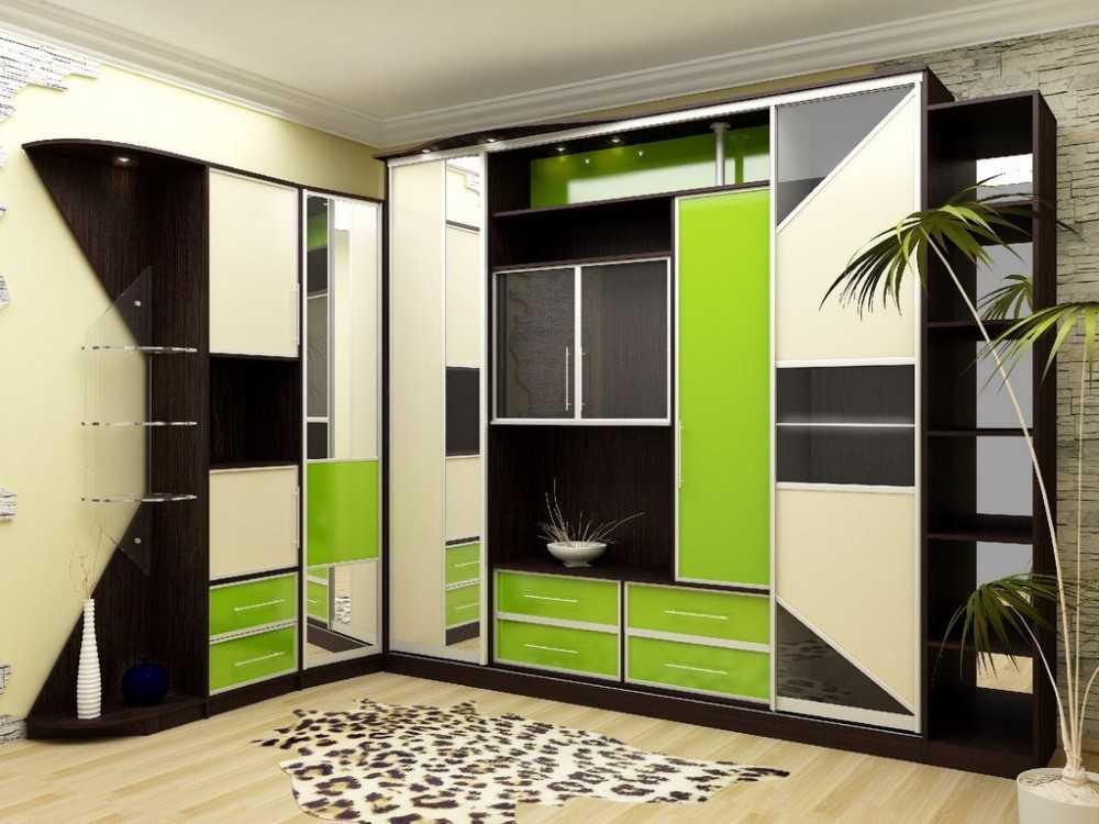 Шкаф в гостиную – дизайн мебели и организация полезного пространства (110 фото)