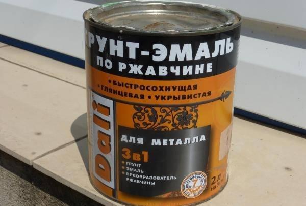 Что нужно знать о эмали пф-115 перед покраской?