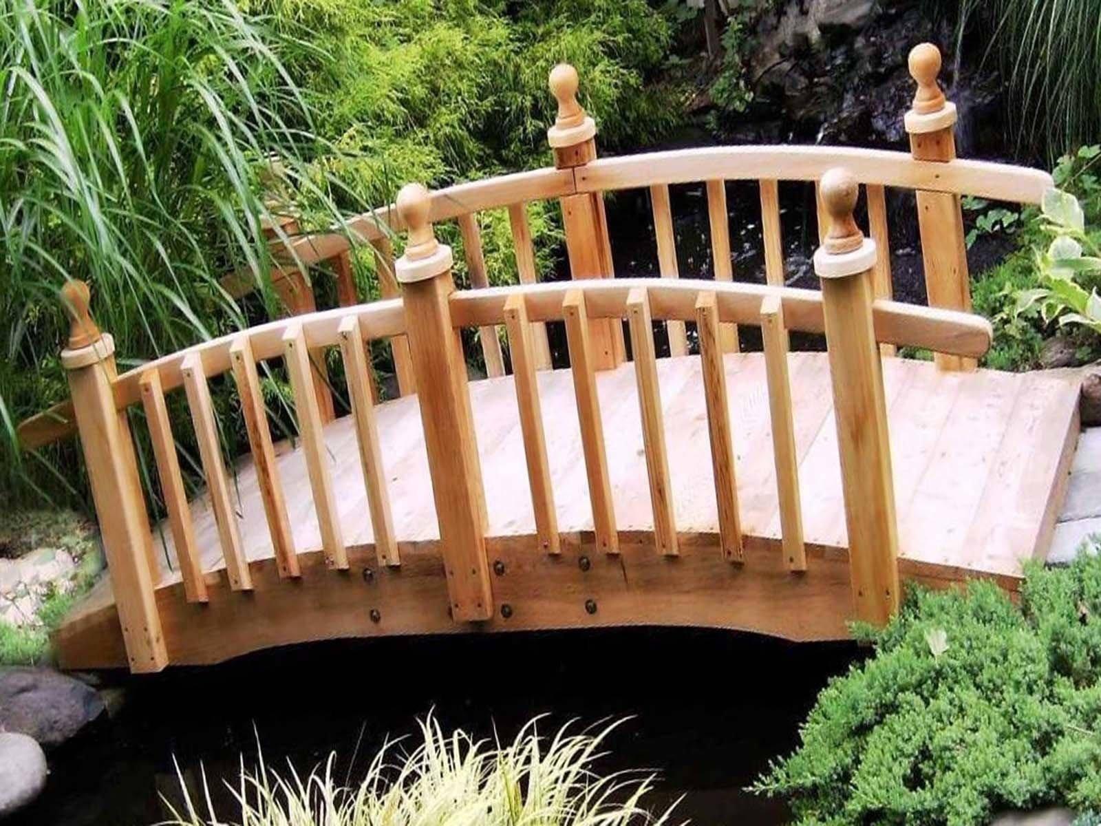 Искусственный ручей на даче своими руками: фото, как сделать декоративный объект с движущейся водой