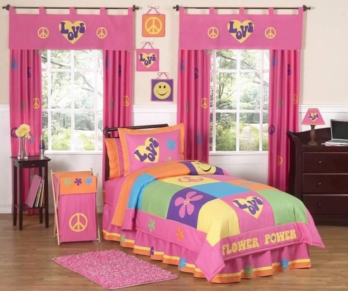 Психология цвета для детских комнат