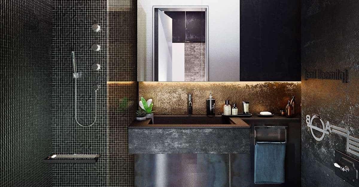 Ремонт ванной — примеры и рекомендации по оформлению и обновлению стиля ( фото и видео)