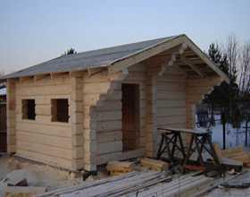 Сруб из дуба для строительства жилого дома: плюсы и минусы, способы сэкономить
