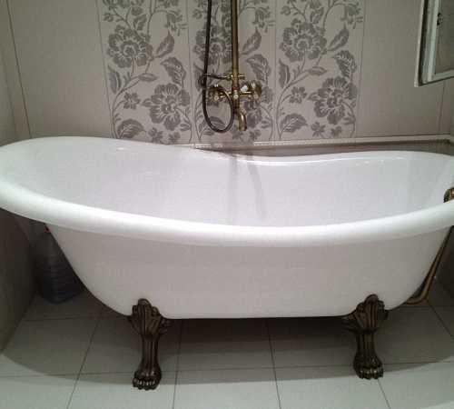 Как покрасить ванну эмалью в домашних условиях: инструкция
