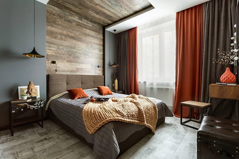 Дизайн ремонта спальни фото реальных вариантов
