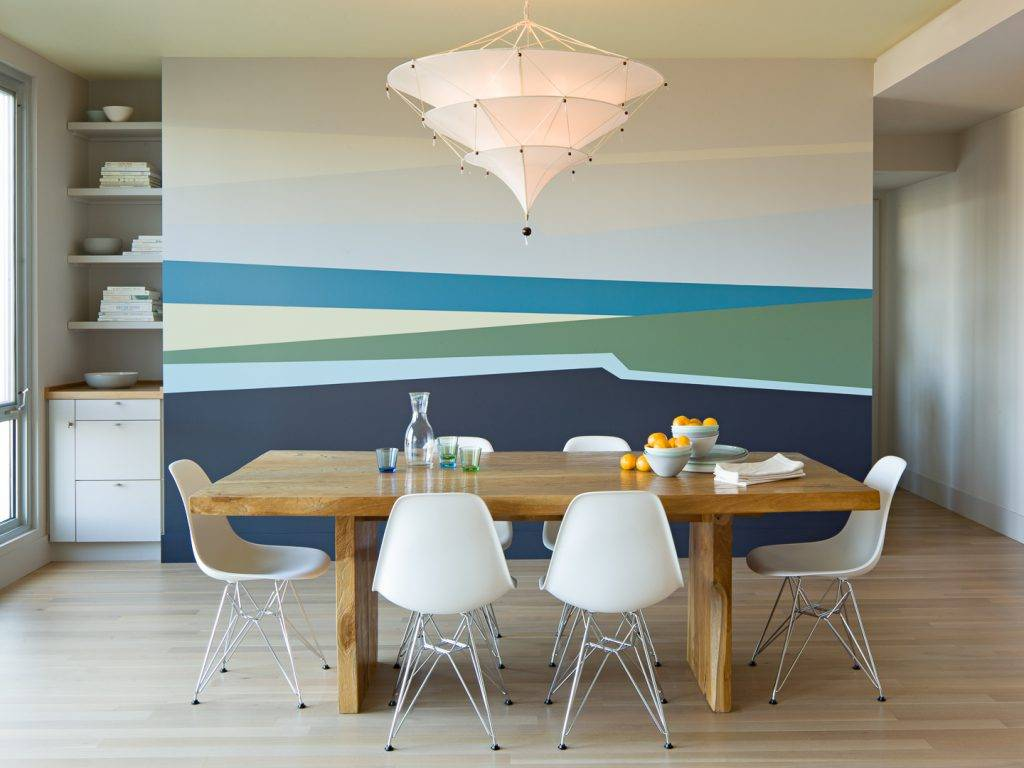 Декоративная покраска стен: выбираем цвет и фактуру под стиль комнаты