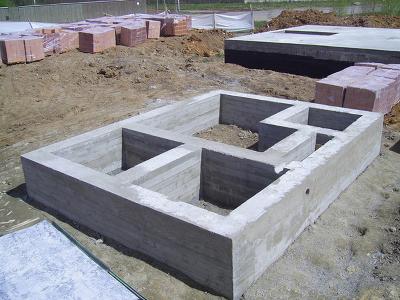 Какой фундамент лучше для дома из бруса - сравнение и выбор