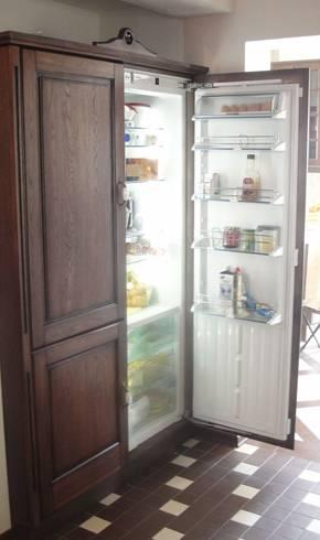 Где в холодильниках самое холодное место — сверху или снизу