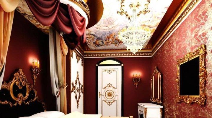 Синий потолок в интерьере: особенности оформления, виды, сочетания, дизайн, фото
