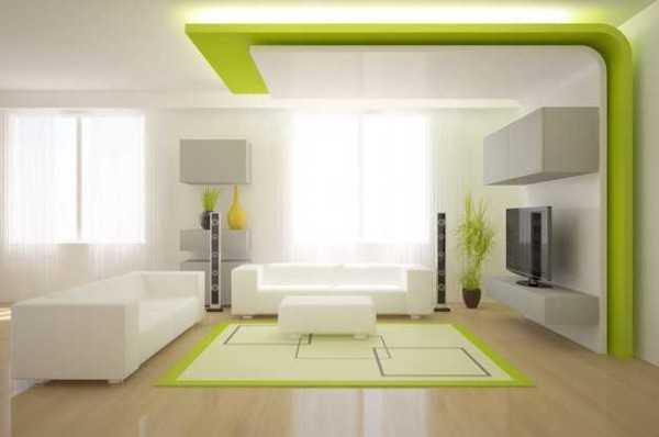 Дизайн потолков - современное видение, фото примеров