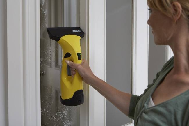 Аппарат керхер для мытья окон, что это такое и как с ним работать