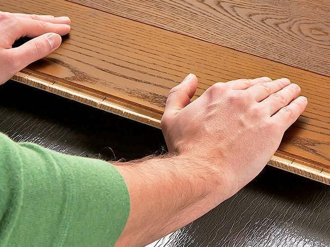 Укладка паркетной доски – как укладывать своими руками паркетную доску, инструкция монтажа