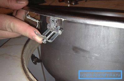 Как крепить накладную мойку - только ремонт своими руками в квартире: фото, видео, инструкции