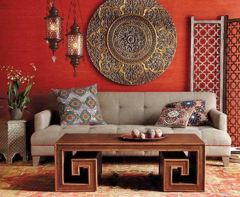 Марокканский стиль в интерьере: особенности, фото – rehouz