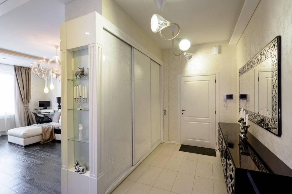 Перегородки в квартире-студии (48 фото): зонирование кухонной зоны стеклянной перегородкой и цветом