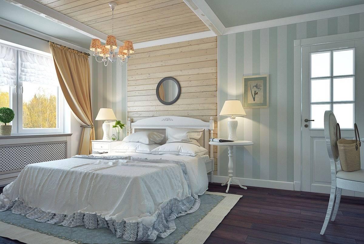 Дизайн квартиры в стиле прованс - 6 реальных проектов, ремонт и идеи интерьеров (60 фото)