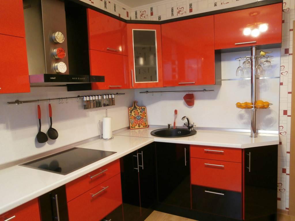 Топ-5 ярких кухонь, которые вам точно понравятся: обзор +видео