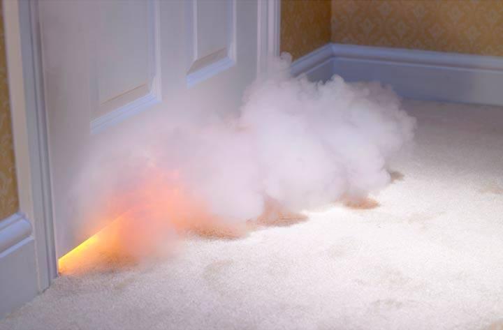 Действия при пожаре в здании: что делать и как эвакуироваться