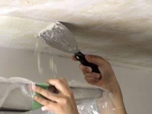 Клей для натяжных потолков: как и чем можно заклеить потолочное покрытие своими руками, использование клея cosmofen для конструкций из пвх