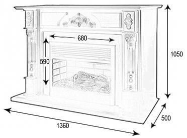 Угловой камин из гипсокартона своими руками: порядок выполнения работ