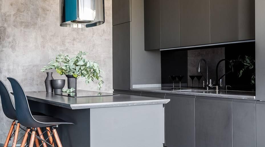 Дизайн кухни в светлых тонах - идеи интерьера (75 фото)