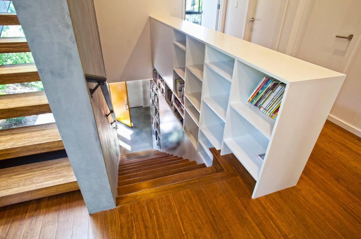 Где хранить книги в маленькой квартире?