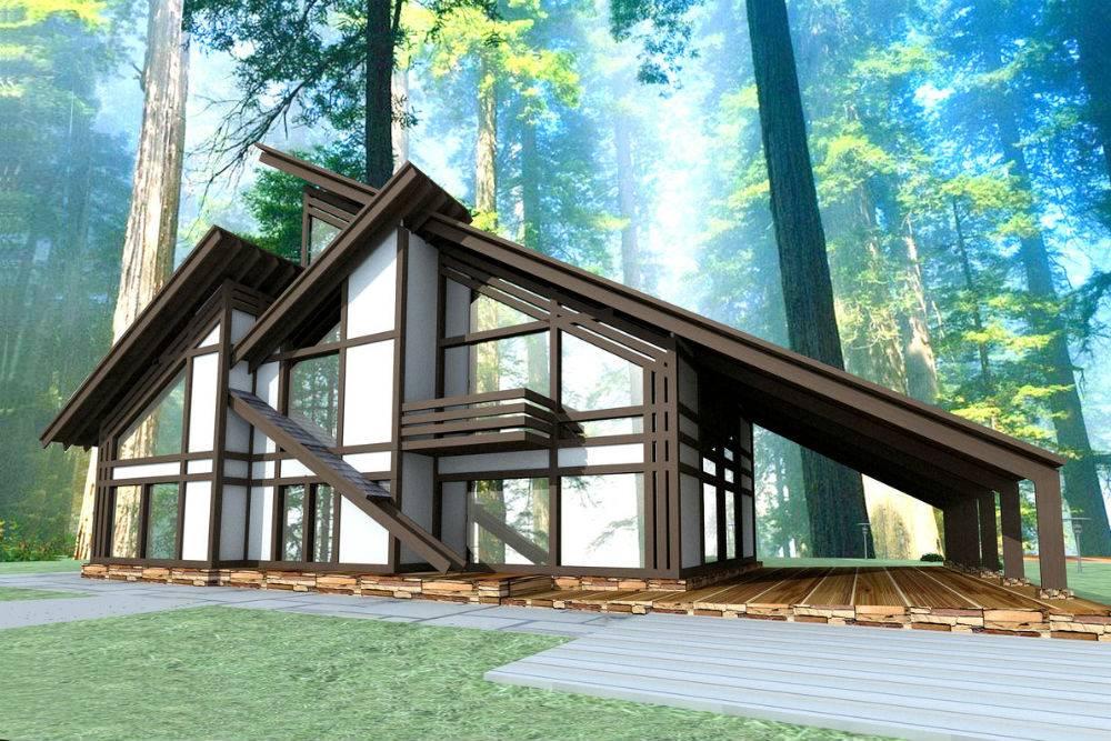 Дом в немецком стиле: технология утепления и декорирования фасада пошагово