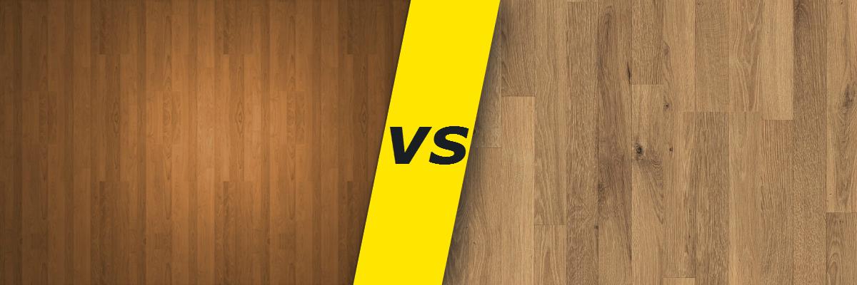 Что лучше для квартиры, паркетная доска или ламинат?