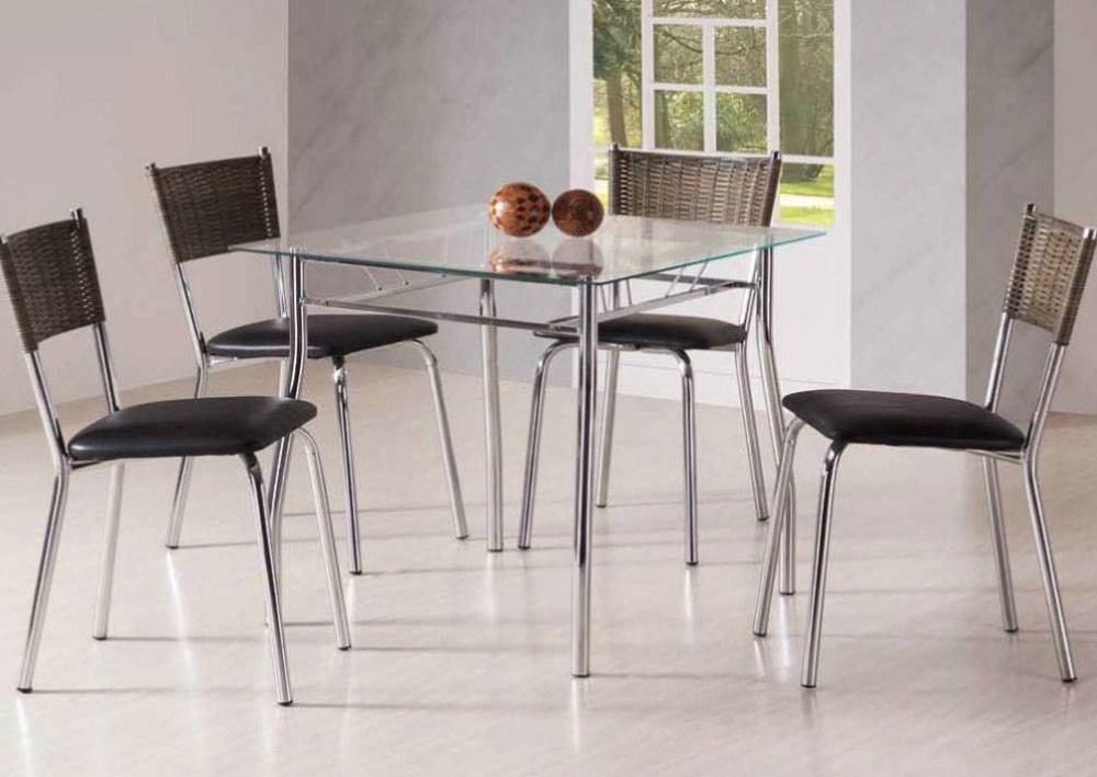 Обеденный стол: где разместить стол и как правильно выбрать форму? (50 фото)   современные и модные кухни