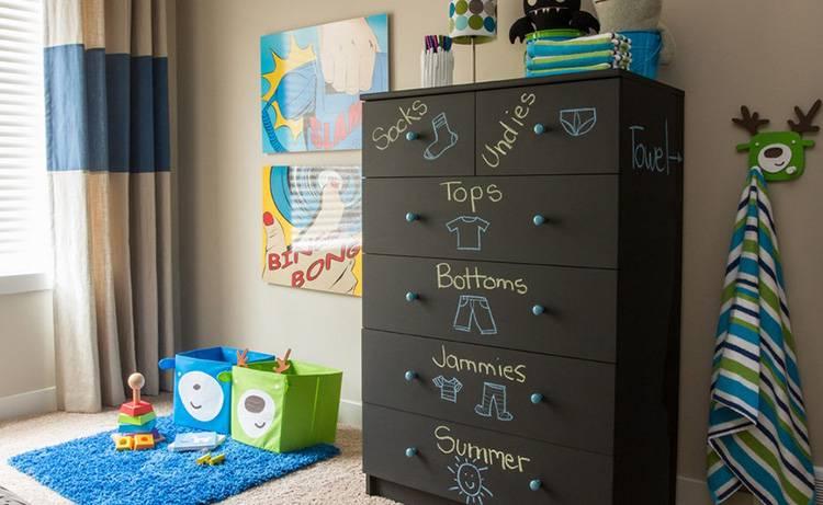 Порядок в детском шкафу | блогохозяйка. организуй это!
