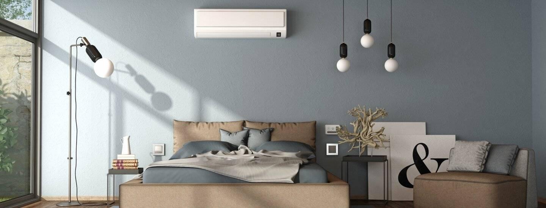 Кондиционер для спальни: самые тихий и бесшумный, как правильно установить и расположить мобильный кондиционер