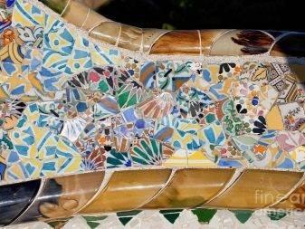 Мозаики антонио гауди, выдающегося испанского архитектора (1852-1926)