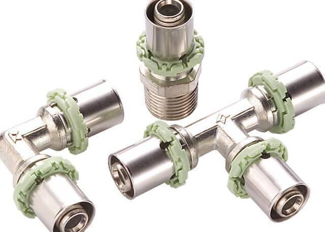 Особенность соединения газовых труб различного типа и фитинги к ним