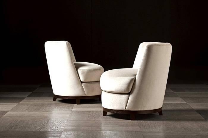 Дизайнерские современные кресла в гостиную