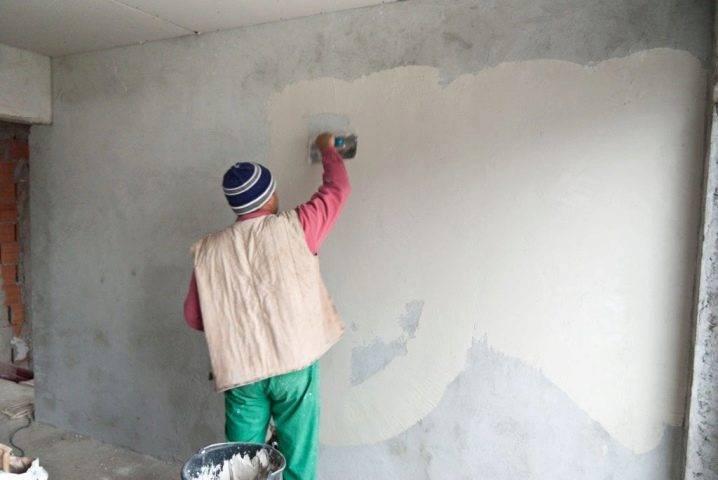 Шпаклевка «волма»: гипсовая смесь для выравнивания стен и наружных работ, отзывы