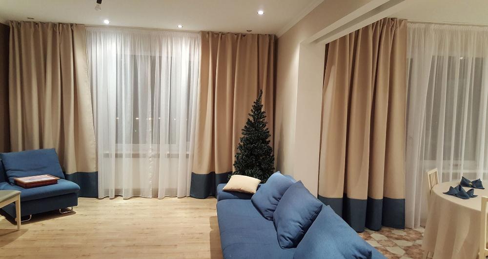 Советы и рекомендации, как повесить шторы на потолочный карниз правильно