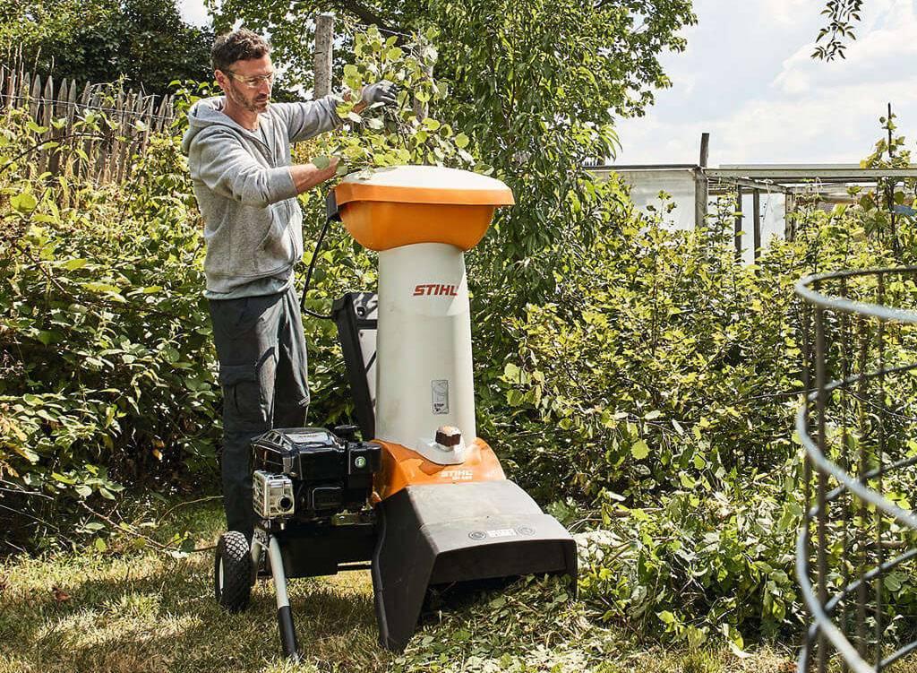Выбираем садовый измельчитель веток и травы, и не ошибаемся! подробная инструкция для грамотной покупки
