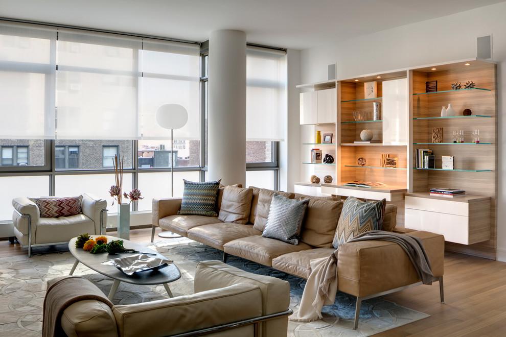 Серо-коричневая гостиная (66 фото): пошаговый план оформления
