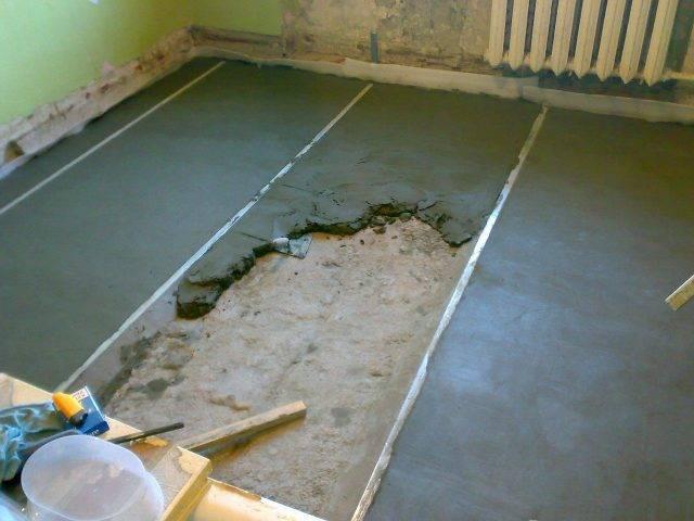 Укладка линолеума на бетонный пол: как правильно класть и стелить напольное покрытие, как уложить настил, как положить - особенности технологии