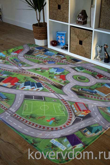 Детские ковры ikea: коврик с дорогой и дорожной разметкой на пол для девочек и мальчиков